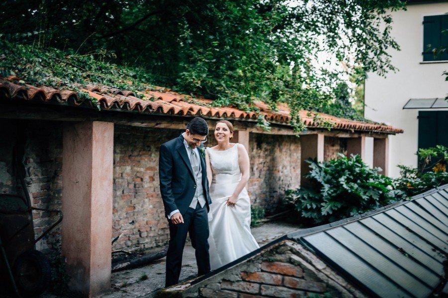 Wedding in Villa Valier - Venice Wedding Photographer Valerio Di Domenica