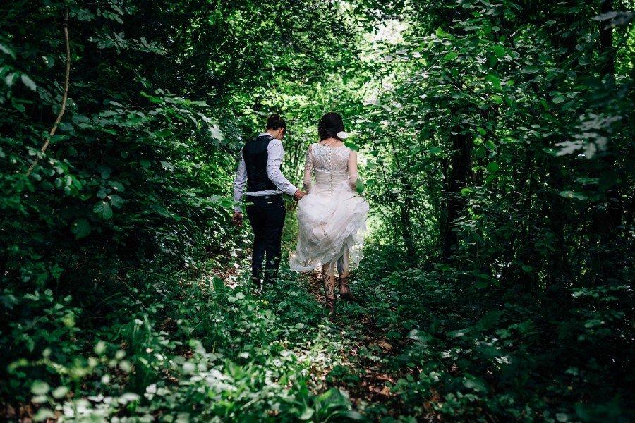 Matrimonio Country - Tattoo - Valpolicella - Fotografo Matrimoni Verona - Valerio Di Domenica