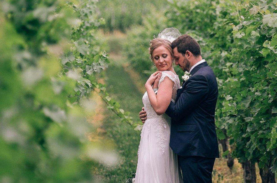 Villa Mosconi Bertani ~ Valpolicella ~ Andrea e Daria