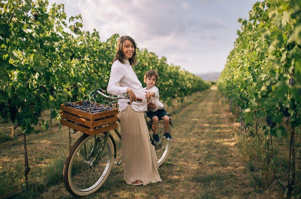 Maternity ~ Vendemmia a Verona ~ Selene e Marco