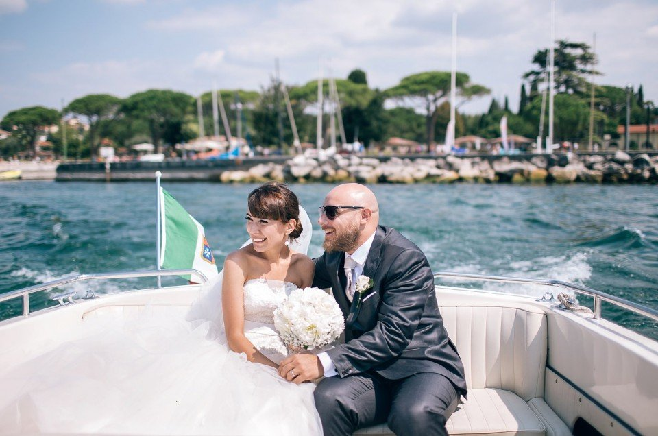 Dogana Veneta ~ Lago di Garda ~ Davide e Mattea