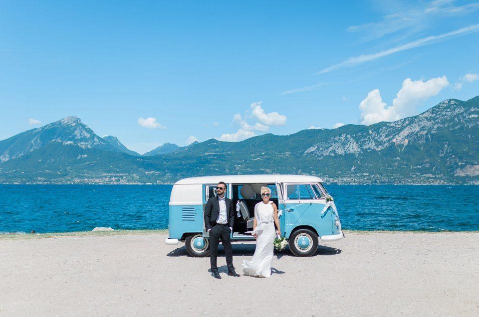 La Casa degli Spiriti ~ Lago di Garda ~ Andrea e Sabine