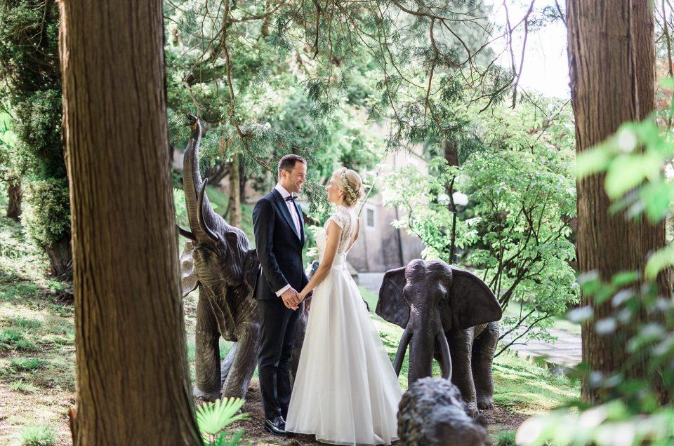Villa Muggia ~ Lago Maggiore ~ Christian & Katharina